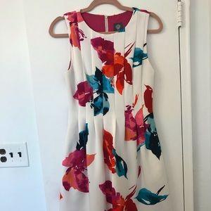 Floral Vince Camuto Dress
